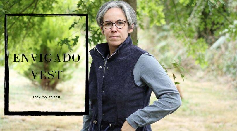 Un gilet Envigado, ITS blogtour 2019