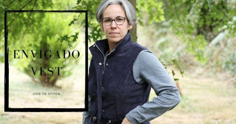 Un gilet Envigado, ITS blogtour 2019