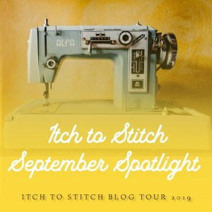 Itch to Stitch Blog Tour 2019