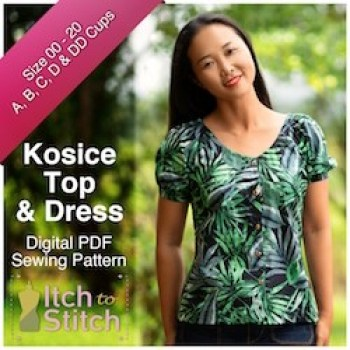 Kosice top and dress