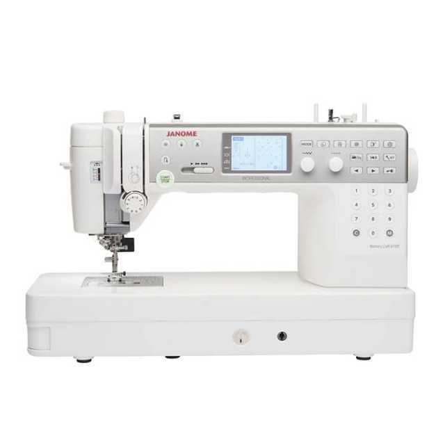 Machine 6700P Janome