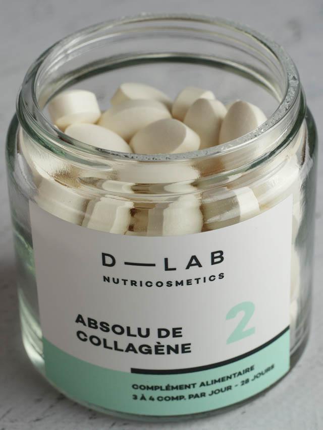 D-Lab absolu collagène
