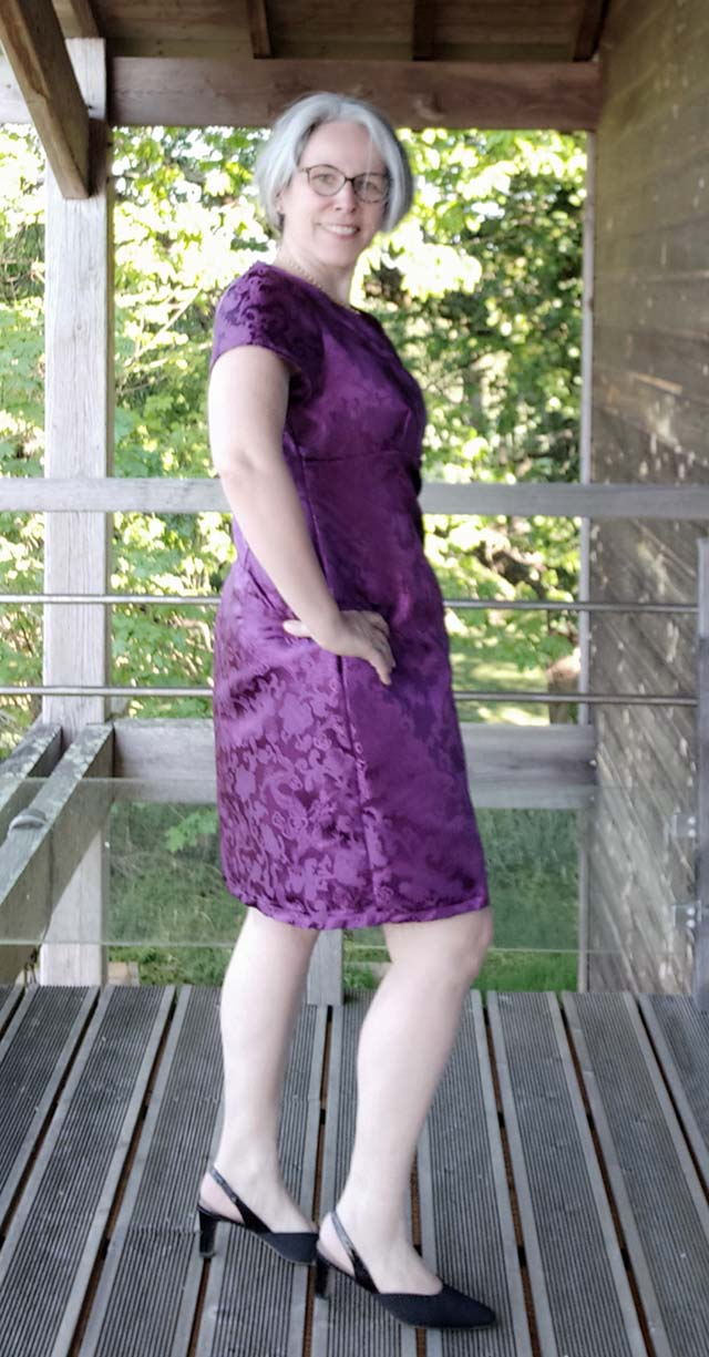 Recoleta dress-Itch to Stitch, La Casa Cactus