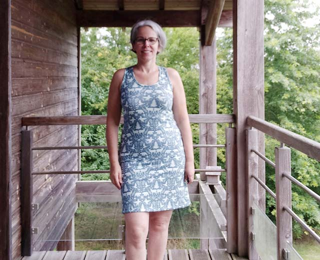 Lille dress by Greenstyle Creations, La Casa Cactus