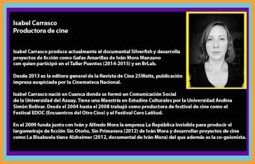 Jurado Isabel Carrasco