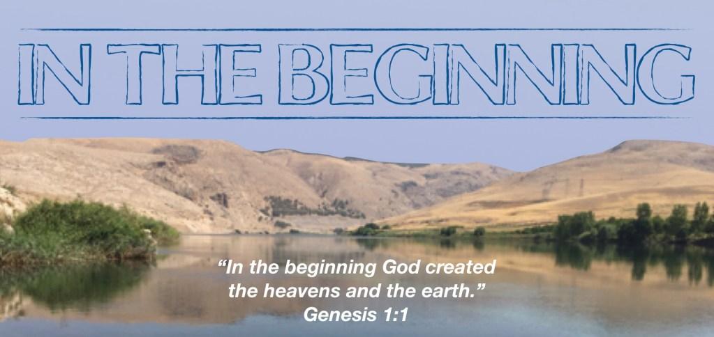 In The Beginning Logo.001