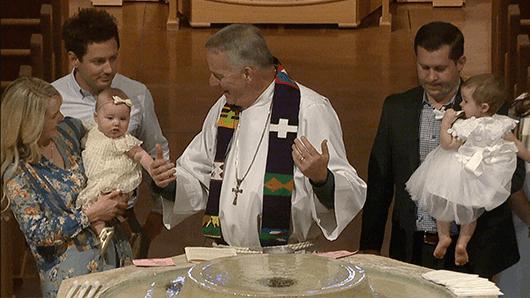 Lutheran Baptism