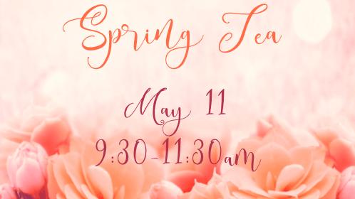 La Casa de Cristo Phoenix, Arizona Lutheran Church Spring Tea 2019