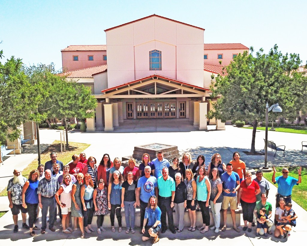 La Casa de Cristo Lutheran Church Phoenix Arizona Staff Photo 2018