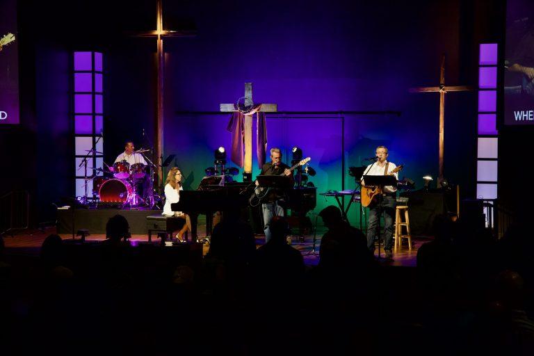 Contemporary Worship Team - Band of Believers at La Casa de Cristo Lutheran Church Scottsdale Arizona