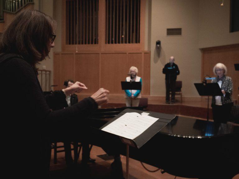 Director of Music - Jennifer Sheldon - Choir - Lutheran Music - Scottsdale Arizona Lutheran Church in Phoenix