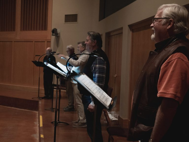 Mens Choir - Lutheran Music - Scottsdale Arizona Lutheran Church in Phoenix