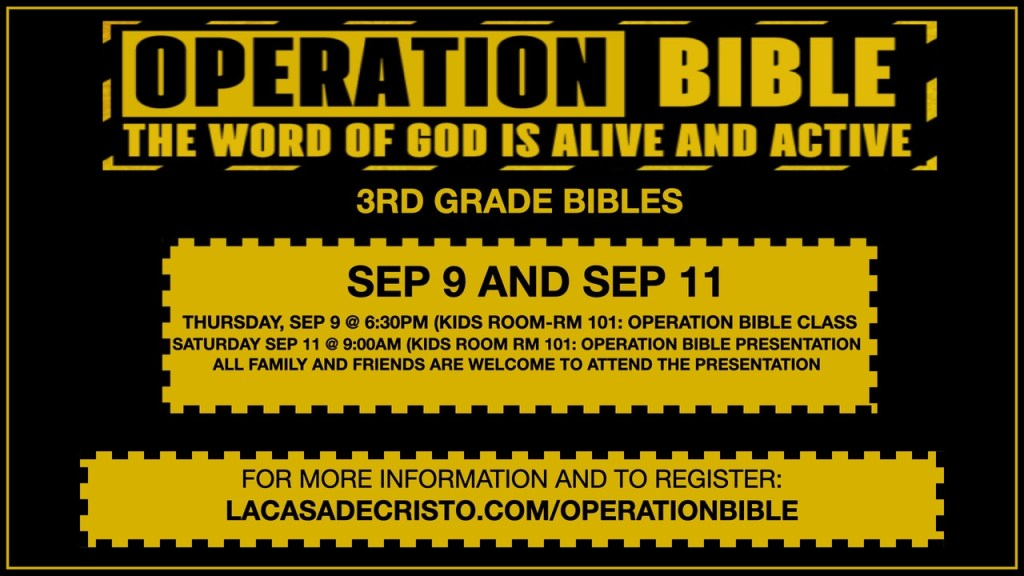 operation bibles the word of god is alive and active Fall 2021.001