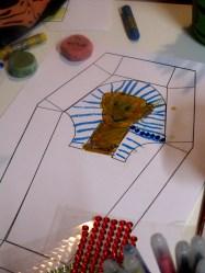 Sarcófago de Jimena (siete años)