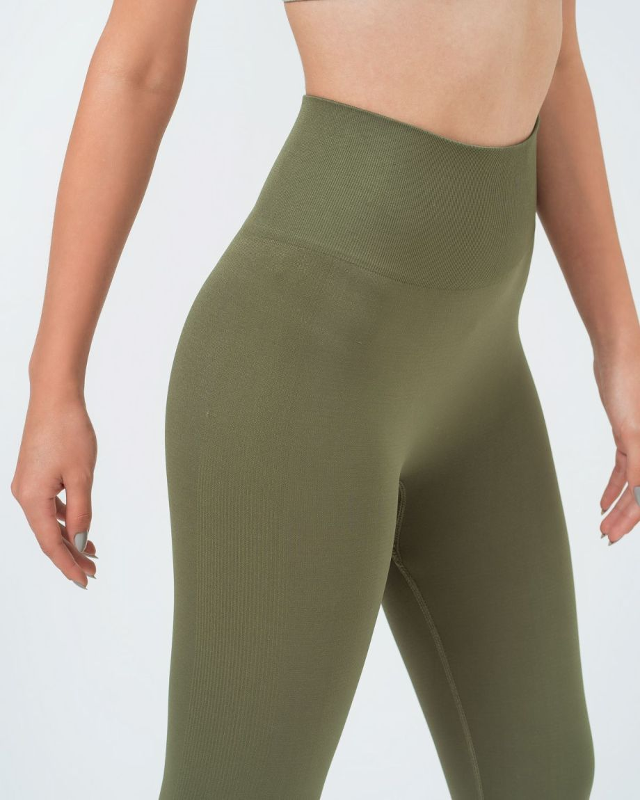 Leggins pirata verde