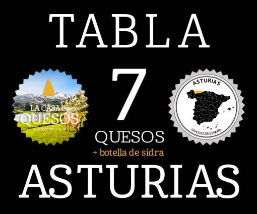 Tabla Queso Asturiano