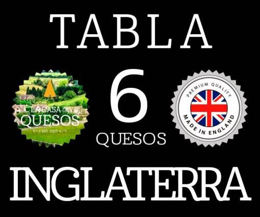 ´Tabla Queso Inglés