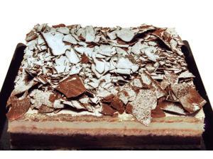 Tarta de Nata Chocolate y Virutas