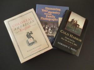 Genealogy Books