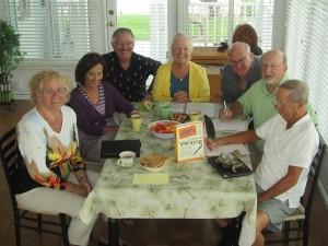 La Casa Writers Club