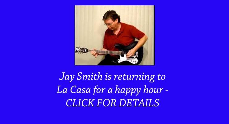 Jay Smith Happy Hour – Oct 25, 2017