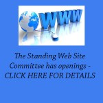 Website Committee Openings – Nov. 2017