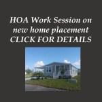 New Home Placement Work Session – Jan 24, 2018