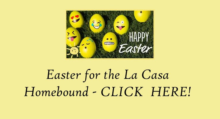 Easter for the Home Bound – 2018