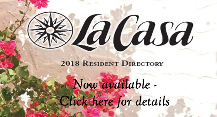 2018 Phone Directory Available