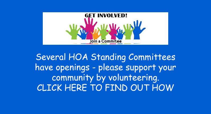 URGENT: La Casa Committee Openings