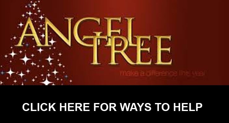 Angel Tree Gift Cards – 2018