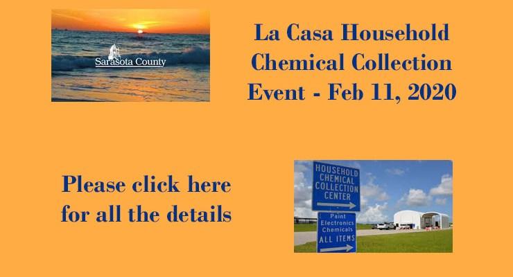 Hazardous Waste Pickup – Feb 11, 2020