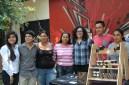 """""""Mi grupo está satisfecho con el trabajo, ya que lo hicimos con mucho amor y teniendo siempre en cuenta la esencia de las señoras que conformaban el colectivo"""". Alejandra Serrano/ Estudiante de Diseño Industrial, Universidad Don Bosco."""
