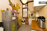 cocina comun full equipada / fully equiped shared kitchen