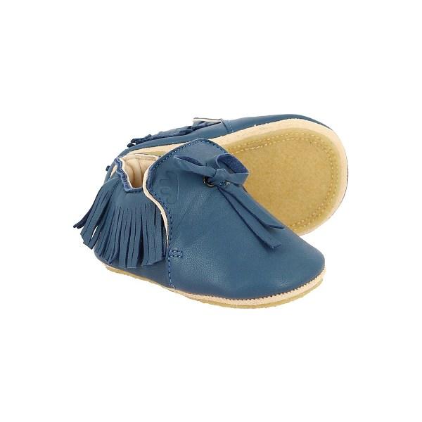 chaussons cuirs mexiblu easy peasy