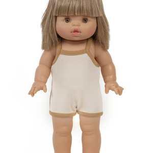 Zoélie Minikane poupée gordis debout