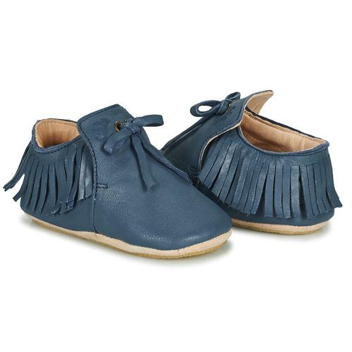 chaussons cuir mexiblu easy peasy