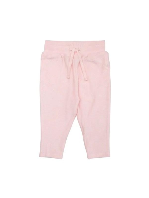Pantalon bébé en éponge de coton bio, vêtement bébé,