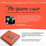 Recomendación de Emmanuel Espinosa del libro Me Quiero Casar del Pastor Alex López