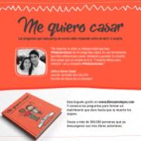 Recomendación de Julio López del libro Me Quiero Casar del Pastor Alex López