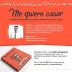 Recomendación de Alexis Canahui del libro Me Quiero Casar del Pastor Alex López