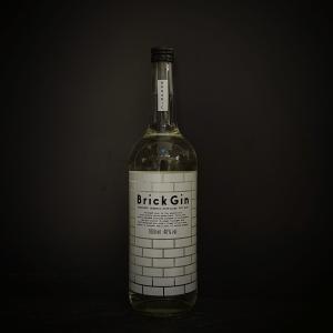 Gins : Dry Gin - Brick (Bio)