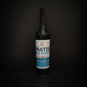 Autres : Pastis des Alpes - Distillerie des Alpes