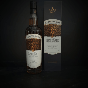 Whiskys : Blended Malt Scotch Whisky - Compass Box - The Spice Tree