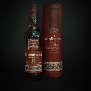 Wjiskys : Single Malt Scotch Whisky - The Glendronach - 12 ans (Highland)