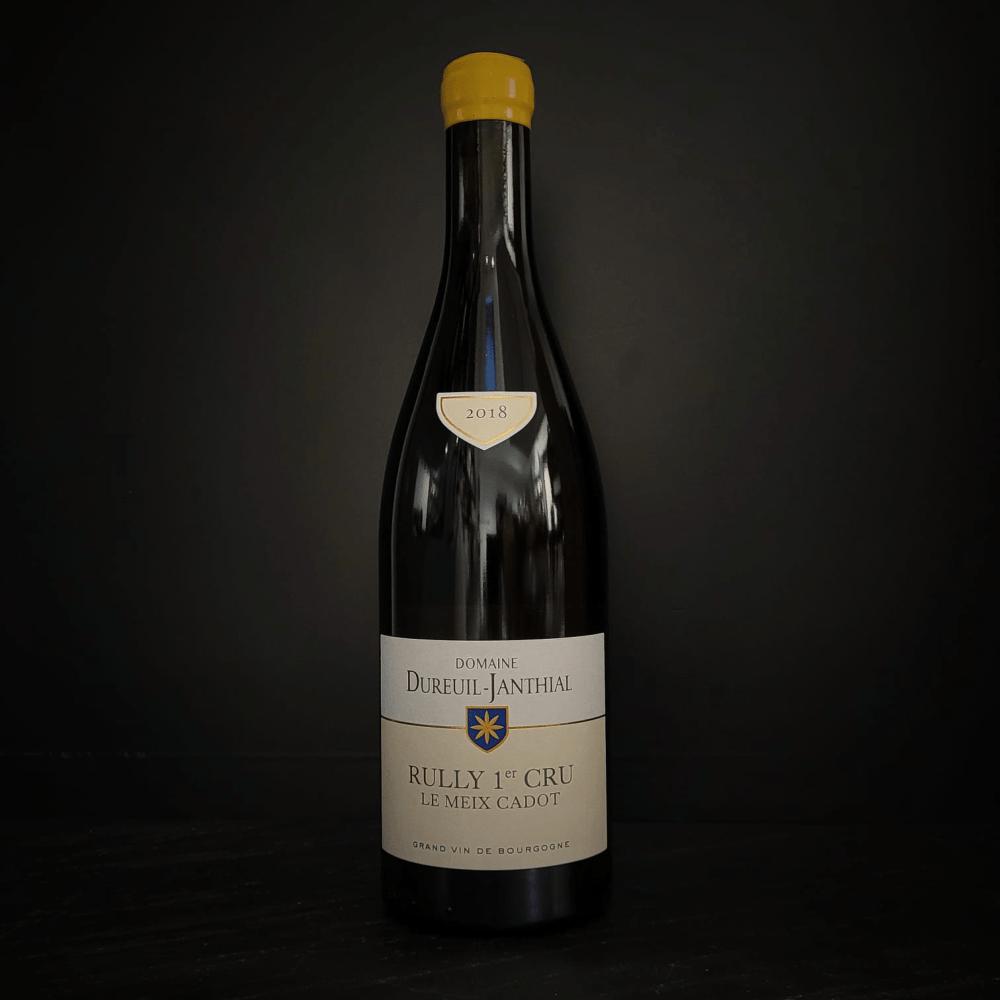 AOC Rully 1er Cru - Le Meix Cadot - Domaine Dureuil-Janthial