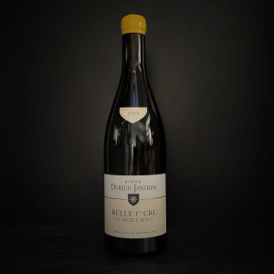 Bourgogne : Rully 1er Cru - Le Meix Cadot - Domaine Dureuil-Janthial