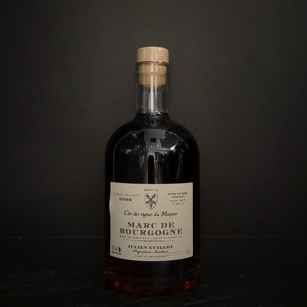 Marc de Bourgogne - Clos des Vignes du Maynes