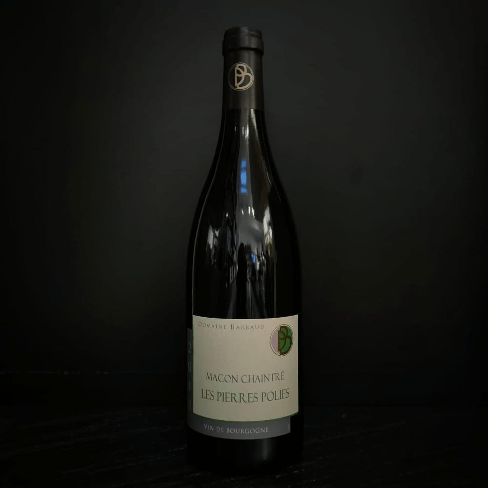 AOC Mâcon Chaintré - Les Pierres Polies - Domaine Barraud