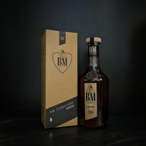 Whiskys : Single Malt Whisky - BM Signature - Vieilli en fût de Macvin